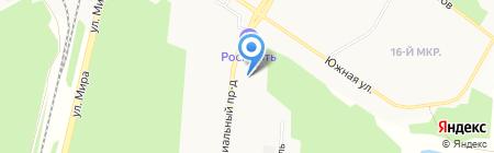 Matrёshka на карте Братска