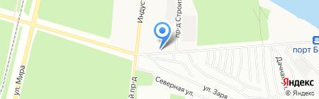 РесурсТракАвто на карте Братска