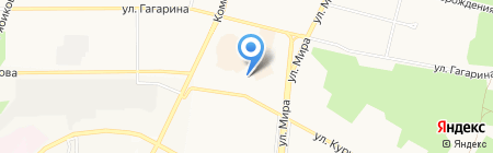 Kayaba на карте Братска