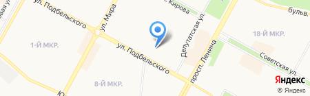 Эльдорадо на карте Братска