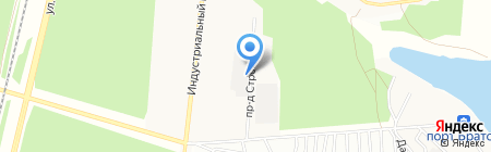 Тантьема на карте Братска