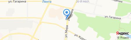 Центр оформления и страхования автотранспорта на карте Братска