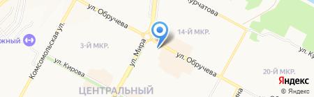 VIP-Centr на карте Братска