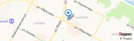 РОСГОССТРАХ на карте Братска