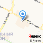 Oil-сервис на карте Братска
