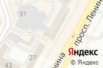 Схема проезда до компании Lmoda в Братске