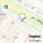 Магазин салютов Братск- расположение пункта самовывоза