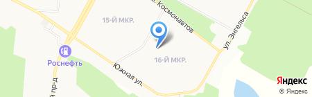 Байкальский государственный университет экономики и права на карте Братска