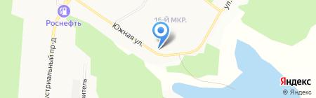 Шинмаркет на карте Братска