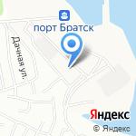 Торгово-производственная компания на карте Братска