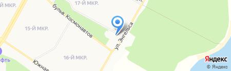 ГЕОплан на карте Братска