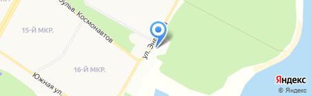 ТехСервис на карте Братска