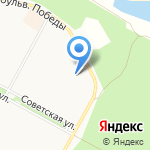 Путина на карте Братска