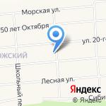 Продовольственный магазин №16 на карте Братска