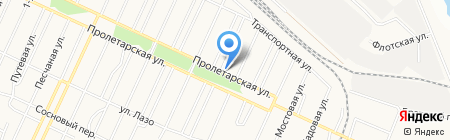 Премьера на карте Братска