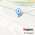 Металлопромышленная Торговая Компания на карте Братска