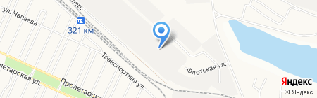 ДокаОпт на карте Братска