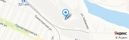 ОДК на карте Братска