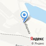 Братская электрическая компания на карте Братска