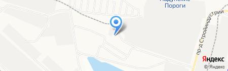 АГЗС на карте Братска