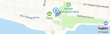 Будокай каратэ на карте Братска