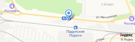 АВиКОМ на карте Братска