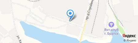 Трансавто на карте Братска