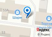 Голицын на карте