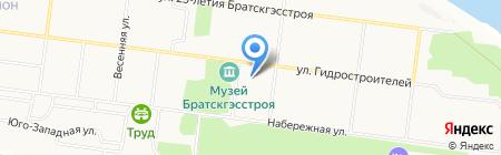 Моя кофейня на карте Братска