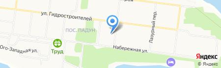 Стройпрогресс на карте Братска