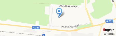 Возьми домой на карте Братска
