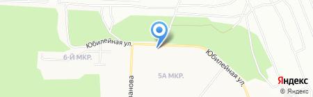 Prima Vista на карте Братска