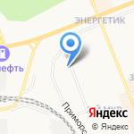 ПятачокЪ на карте Братска