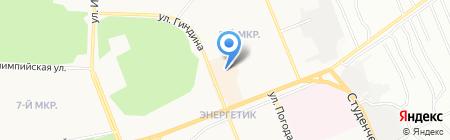 Росювелирторг на карте Братска