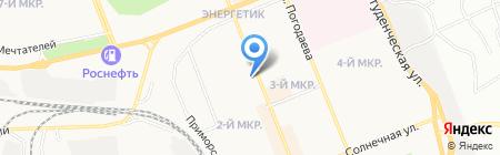 Центр эндоэкологии на карте Братска