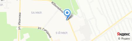 Салон для стрижки животных на карте Братска