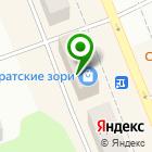 Местоположение компании Зорька