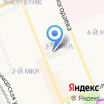 Производственное предприятие ППЦ на карте Братска