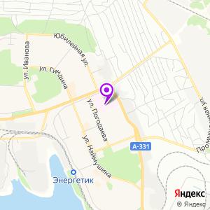 Иркутский диагностический центр, Братск на карте