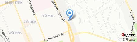 ВентИнжиниринг на карте Братска