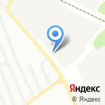 Автоград на карте Братска