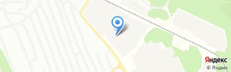 Братск-Автодизель-Сервис на карте Братска