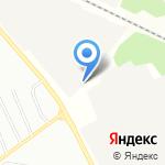 Байкал-АвтоТрак-Сервис на карте Братска