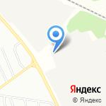 Санг-Иркутск на карте Братска