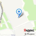 Иркутская электросетевая компания на карте Братска