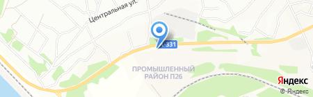 Авто-тракторные запчасти на карте Братска