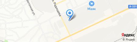 Taxi-Service на карте Братска