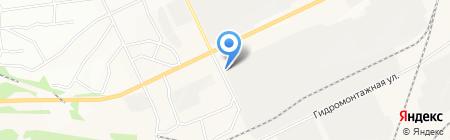 Авто-Мастер на карте Братска