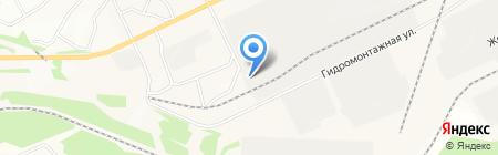 Драйвер на карте Братска