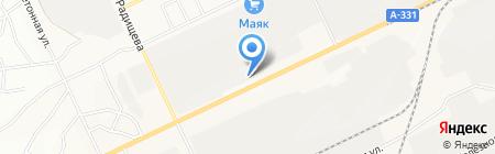 Промышленное Электро Оборудование на карте Братска
